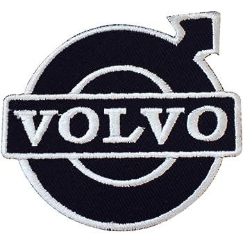Volvo Trucker Volvo Trucks Iron on Patch RoxxTox Logo Patches Aufn/äher LKW