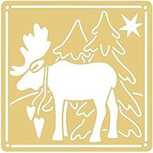 Suchergebnis Auf Amazon De Für Schablone Rentiere