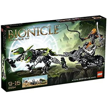 LEGO - 8994 - Jeu de construction - Bionicle - Baranus V7