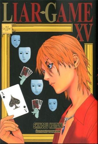 Liar Game T15 (DEL.SEINEN)