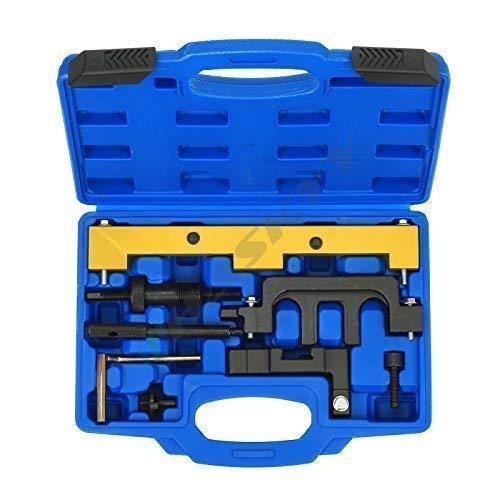 Motor Steuerkette Einstell Werkzeug I Nockenwellen Wechsel Werkzeug I Arretierwerkzeug Set 1,8L 2,0L