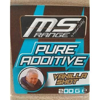 MS Range Pure additive Vanilla Shot