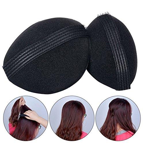 ckeyin-r-6-pcs-fluffy-hair-secondary-mat-heighten-pad-updo-tool-lady-diy-oval-sponge-hair-base-styli