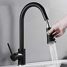Quanto sono grandi i rubinetti neri