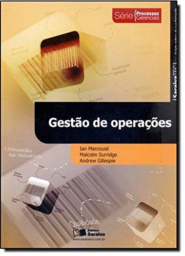 Gestão de Operações (Em Portuguese do Brasil)