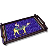 Kolorobia Camel Pageant Wooden Tray (Large)