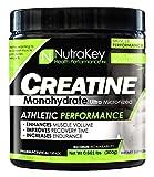 #9: 300-Gram: NutraKey Creatine Monohydrate, 300-Gram
