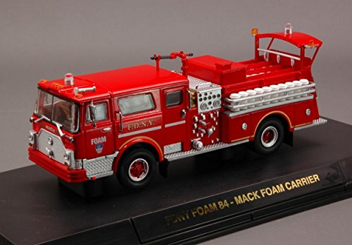 CODE 3 COD13111 FDNY CHIEF CASSANO ENGINE 31 MACK C PUMPER 1:64 DIE CAST MODEL (Fdny Engine)