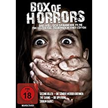 Box of Horror Film Collection (3-DVD-Box) Second Death - The Taking - Sodium Babies