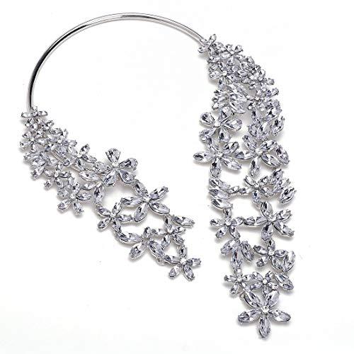 Donna Fashion Bling-Bling fascino drachensilber