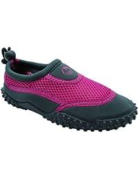 Lakeland Active - Escarpines de Material Sintético para mujer multicolor gris y rosa