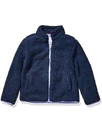 Amazon Essentials Full-Zip High-Pile Polar Fleece Jacket Niñas