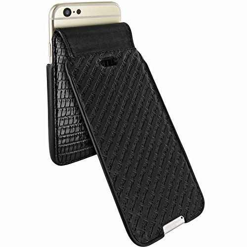 Piel Frama 685W iMagnum Etui rigide pour iPhone 6 Plus Blanc noir