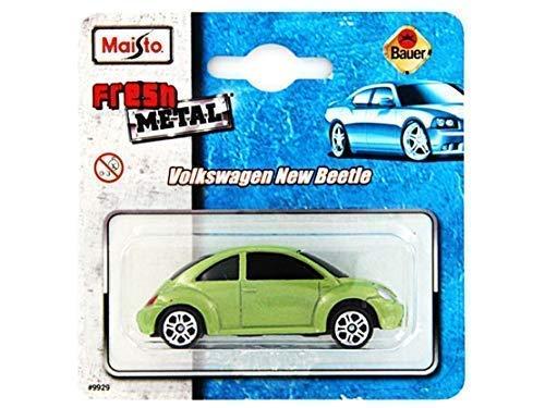 Maisto Volkswagen New Beetle 1:64 - Farbe: pastellgrün