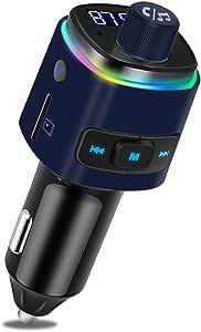 Fm Transmitter Car Bluetooth Car Radio Adapter With Elektronik