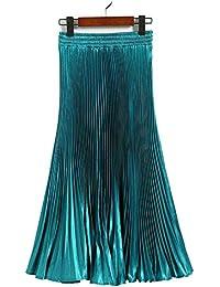 online retailer b1204 6f196 Suchergebnis auf Amazon.de für: Plisseerock - Damen: Bekleidung
