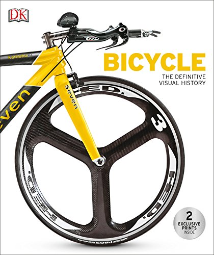 Bicycle: The Definitive Visual History por Dk