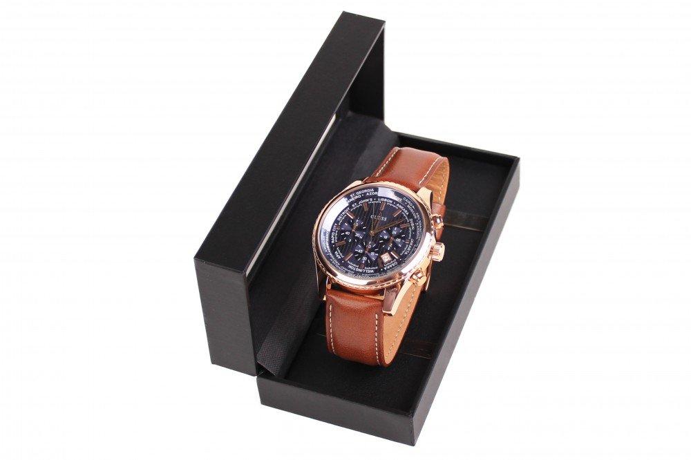 Reloj Guess para Hombre Reloj para Hombre W0500G1 Cronógrafo – Correa