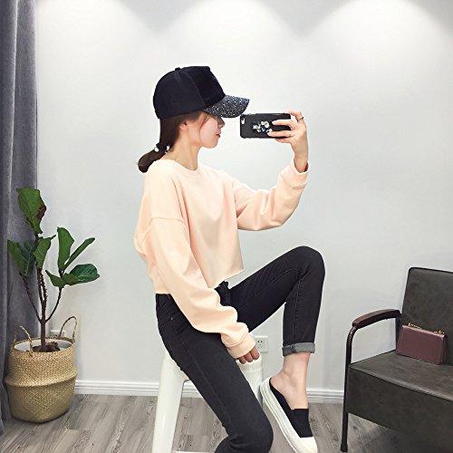 COCO clothing - Pull de sport - Cache-cœur - Femme Rose