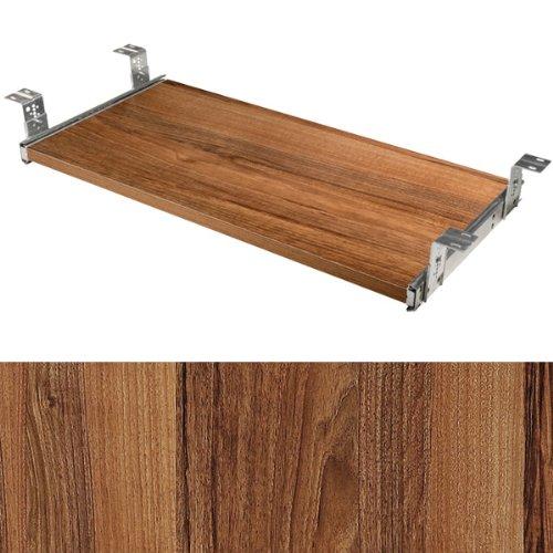 Tastaturauszug Set Dekor Nussbaum (60 Zentimeter, 30 Zentimeter)