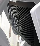 Griglia copri-radiatore Yamaha MT-09 '17-'18