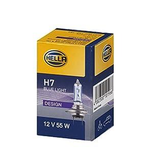 HELLA 8GH 007 157-181 Glühlampe - H7 - 12V/55W - PX 26 d - Blue Light