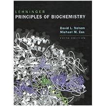 Lehninger Principles of Biochemistry by David L. Nelson (2008-04-09)