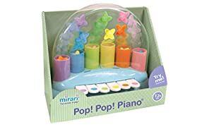 PlayMonster 7942 PTC7942 Mirari Pop Piano, Multicolor, 1 Pack