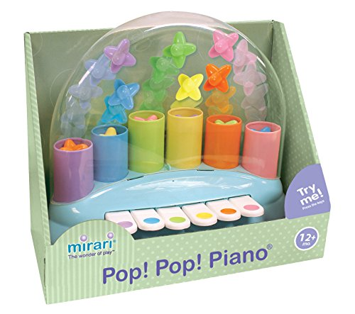 Mirari Pop! Pop! Piano Toy by Mirari