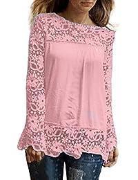 Blusas de Mujer,BBestseller Jerseys Mujer Chaquetas de Punto Blusas Zara Tops Camisa de chifón