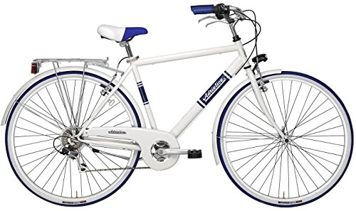 Adriatica – Bicicleta Clasica Panarea Uomo Blanco-azul