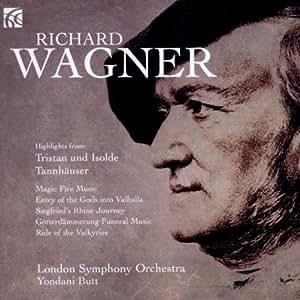 Wagner : Préludes d'opéras. Butt.
