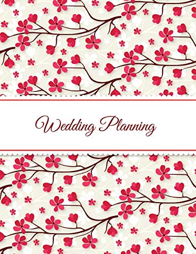 Wedding Planning: Wedding Planner Book, Wedding Binder Template, Wedding Pricing Guide, Organizer Budget-Savvy, Maid of Honor Planner, Portable Guide Checklists Journal, 120 Pages