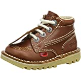 Kickers Kick Hi I Core, Unisex Kids' Ankle Boots, Brown (Dark Tan)