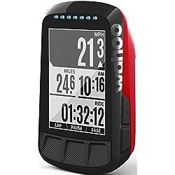 Wahoo elemnt Bolt GPS Ciclocomputador Ltd–Rojo