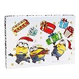 Sambro Minions Adventskalender 2018 inklusive Minions Bop Bag Boxsack