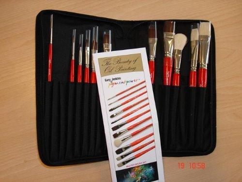 (Gary Jenkins Pigment Power Master Brush Set)