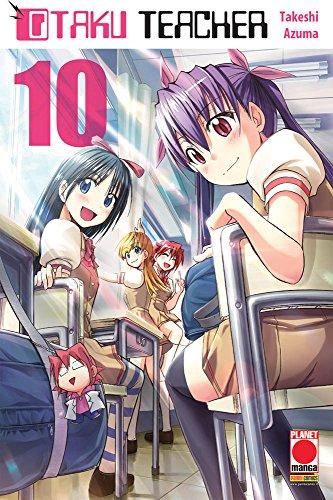 + Otaku teacher: 10 Epub