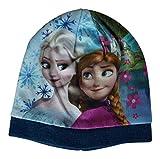 Die Eiskönigin Frozen Mädchen Wintermütze Kinder Mütze 52 / navy