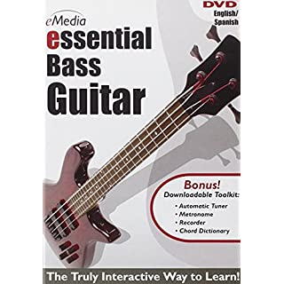 eMedia Essential Bass Guitar by John Arbo