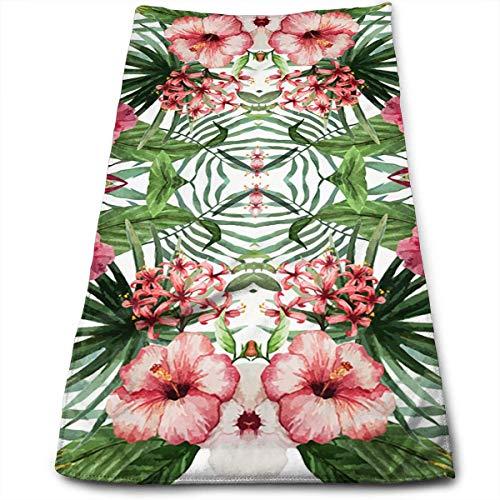 Hibiscus Towel Il Miglior Prezzo Di Amazon In Savemoneyes