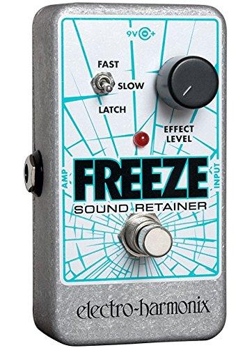 Electro Harmonix Freeze · Bodeneffekt E-Gitarre