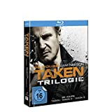 96 Hours - Taken Trilogie (Taken / Taken 2 / Taken 3) (Digipak) [3 Blu-rays]