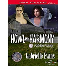 Howl and Harmony [Midnight Matings] (Siren Publishing Classic ManLove)