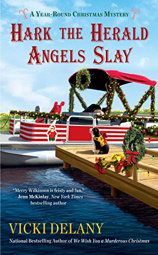 Hark the Herald Angels Slay (A Year-Round Christmas Mystery Book 3) (English Edition)