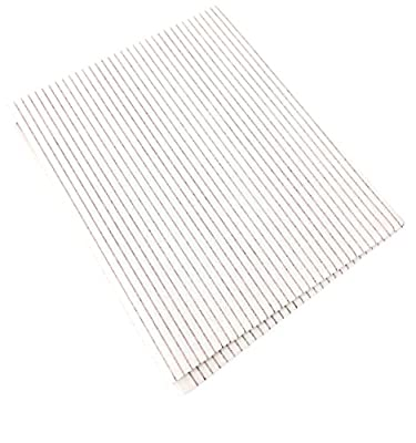 Clay Roberts Grease Cooker Hood Filters, Pack of 2, Cut to Size, Vent Filters for All Cooker Hoods : everything five pounds (or less!)