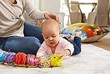 """Lamaze Babyspielzeug mit Musik """"Musik-Wurm"""" mehrfarbig – hochwertiges Kleinkindspielzeug – fördert den Tastsinn und das Hörvermögen Ihres Kindes – ab 0 Monate - 9"""