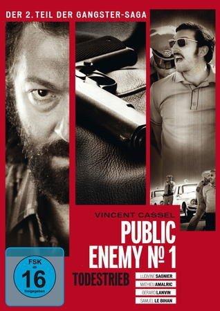 Bild von Public Enemy No. 1 - Todestrieb