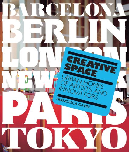 Creative space (paperback)  urban homes of artists and innovators /anglais