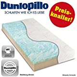 Dunlopillo Coltex Gelschaum Matratze 90x200cm H2 Active-Gel Latex NP:999EUR